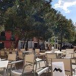 Great plaza