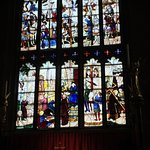 One of many medieval windows