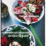La salade italienne