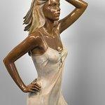 Juliette - bronze - H 127 cm
