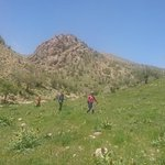 "The most nicest trekking plan in Iran! "" Trekking in Zagros mountains in Qashqai nomads region c"