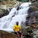 At Orchid Falls