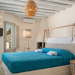 Junior Suite with Sea View and Outoor Hot Tub