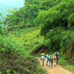 """On Overnight Trek With """"Guide Jack"""" In Hsipaw Region"""