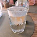 cappuccino met asperge