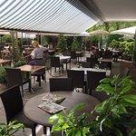 GartenRestaurant im Grünen