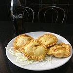 Fried mutton dumpling (sorry forgot the original name)