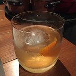 Bindaas Bar + Kitchen - Old Fashioned