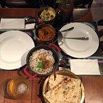 Dinner at Bindaas Bar + Kitchen