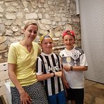 Our very first customers in the Rovinj shop were from Germany. Original souvenirs from Istria.