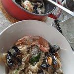 La choucroute de la mer  ...  Un délice