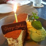 Complementary Birthday Cake (Free ^^)