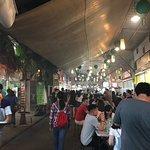 Sudirman Street ภาพถ่าย