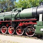 Rail museum.