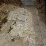Fascinating floor mosaics