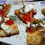 Pizza romana gourmet