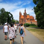 Yellow Vilnius Free Walking Tour ภาพถ่าย