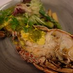Fashala restaurant - 450gm lobster