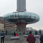 Only 20 minutes walk to the i360