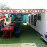 Our new renovated Coral Diving Center.