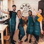 Billede af Bagel Café