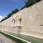 Φωτογραφία: Reformation Wall (Mur de la Reformation)
