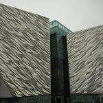 Building looks like Hull of the Titanic