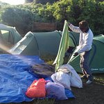 Setting up your camp