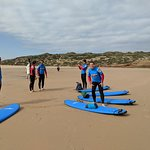 Raven Surf School - 1 Day Lessons Photo
