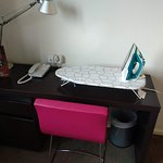 The toy ironing board