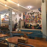 Next Level Cafe Ceningan ภาพถ่าย