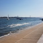 Tagus River side