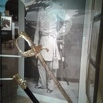 The sword worn by Lee at the surrender signing.