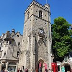 Carfax Tower in Oxford