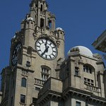 Royal Liver tower with clock