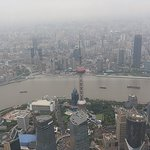 From the top - TV Tower and river Chuang-Pchu