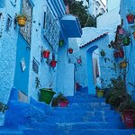 "Chefchaouen, ""Blue City"""