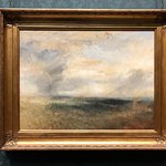 So remarkably different from Turner's earlier work