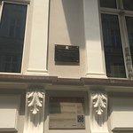 Druga z willi Ludwika Meyera obecnie Poczta