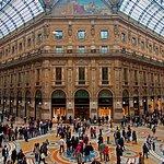 Шоппинг в Милане в Галереи Витторио Эмануэле II