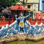 Bassin du temple de Kudroli Gokarnath
