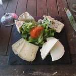 assiette fromages