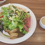Photo of The salad concept