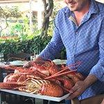 Agkyra Fish Restaurant ภาพถ่าย