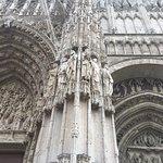 Cathedrale Notre-Dame de Rouen Fotografie