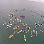 Paddle out for Billy