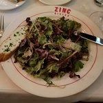The Zinc House Salad.