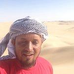 Egypt safari western desert with Luxor travels .