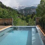 Pool in Spa