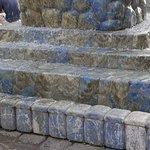 Lapis Lazuli Brunnen